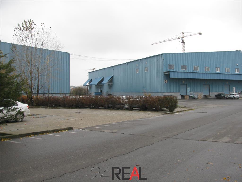 Spatii industriale de inchiriat, birouri incluse