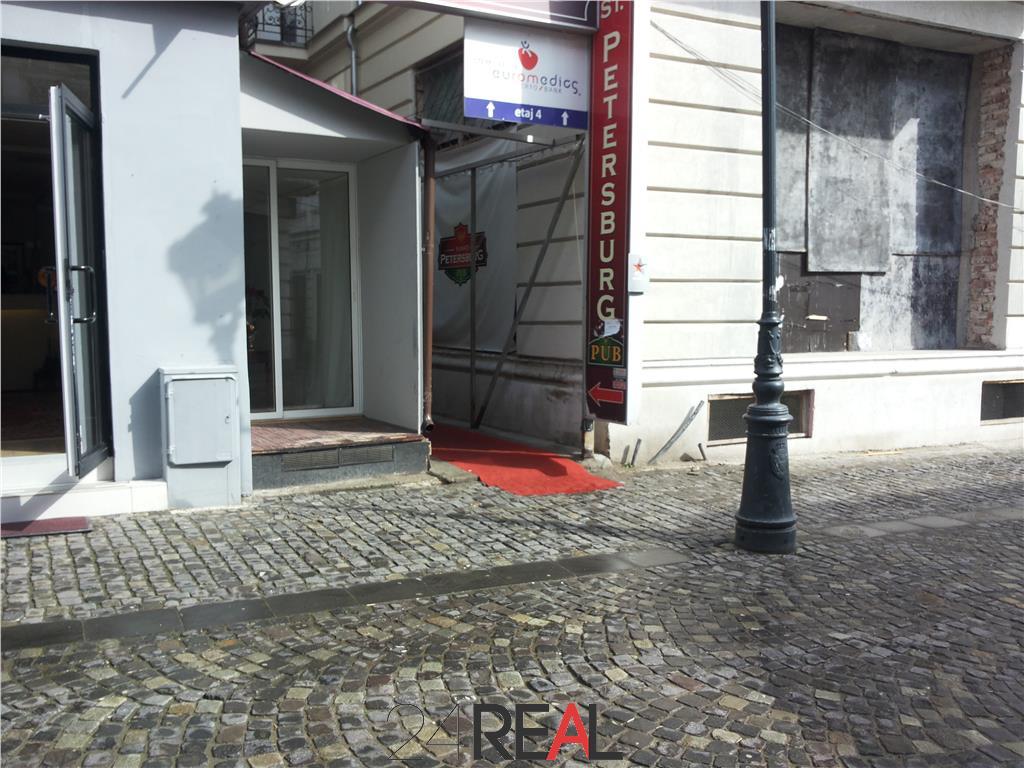 Inchiriere spatiu de birou in centru vechi