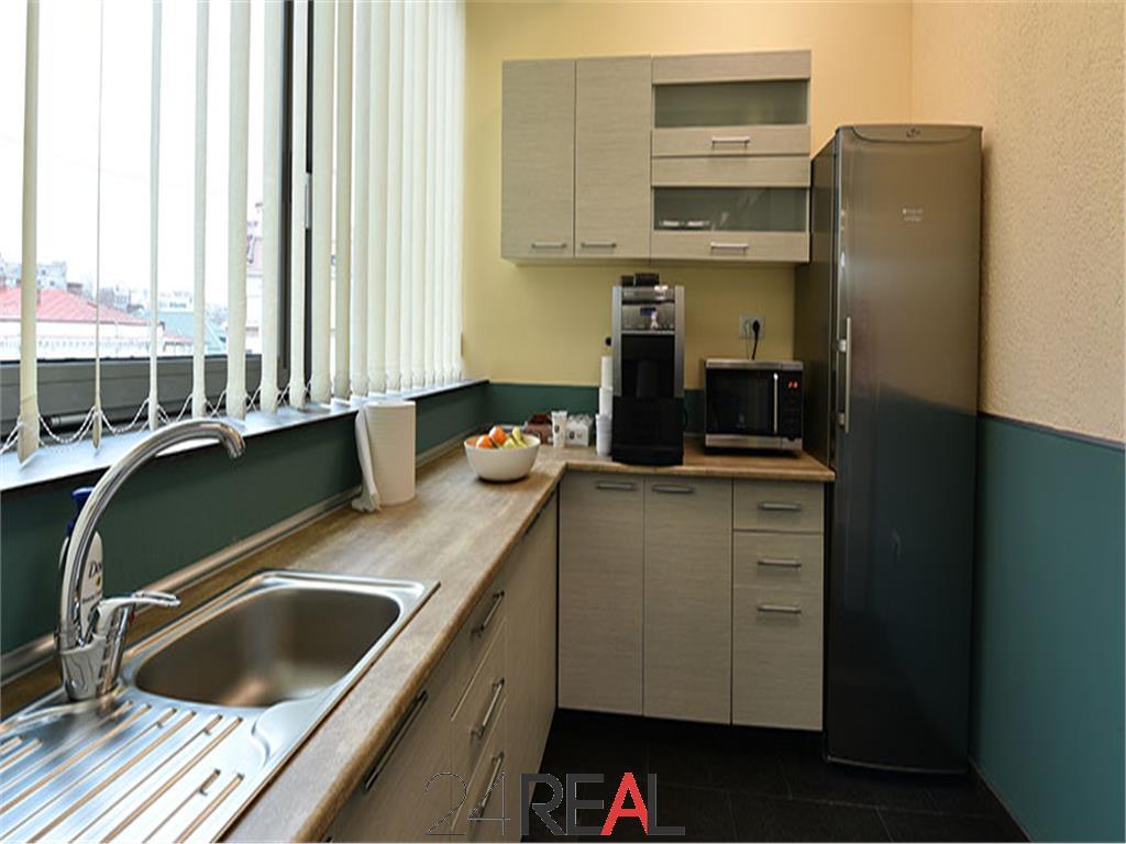 Spatii pentru birouri de mici dimensiuni, in cladiri de clasa A