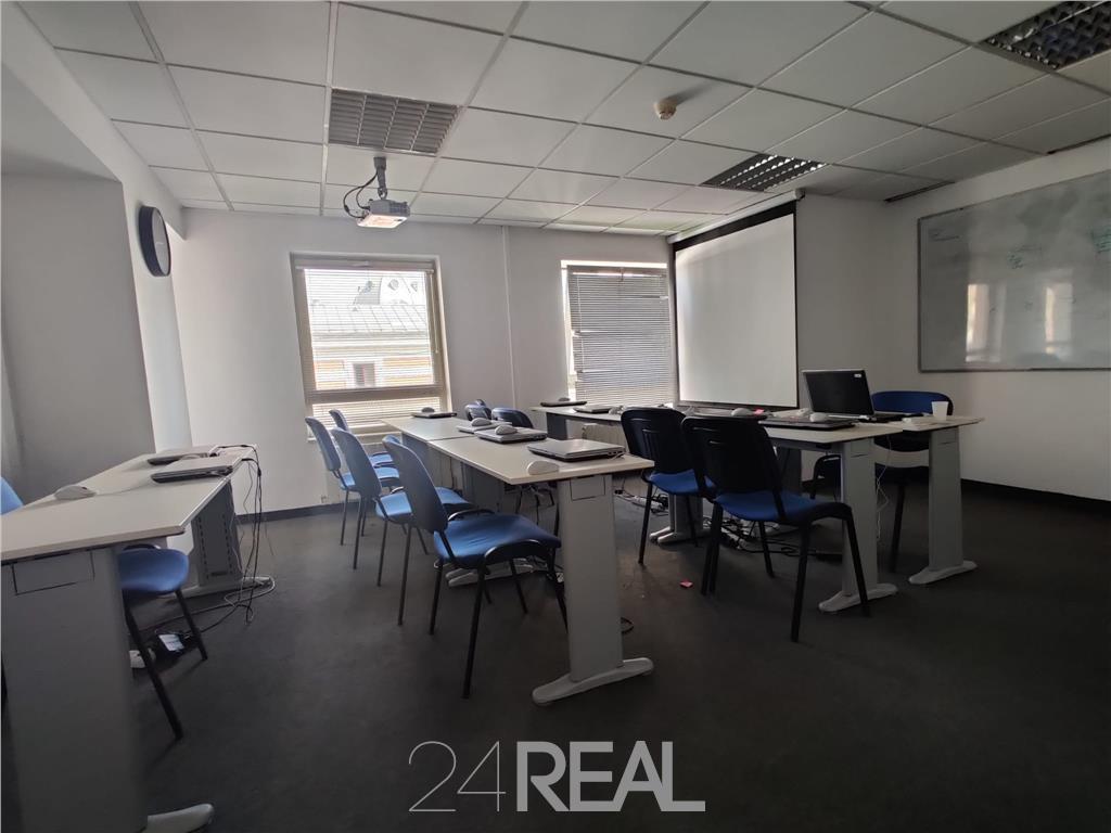 Inchiriere birouri Universitate - de la 208 mp/etaj
