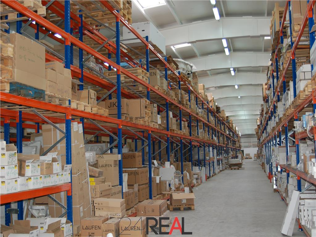 Inchiriere depozitare si birouri zona industriala