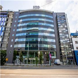 Birouri clasa A in Premium Point Office Center de la 380 mp - parter