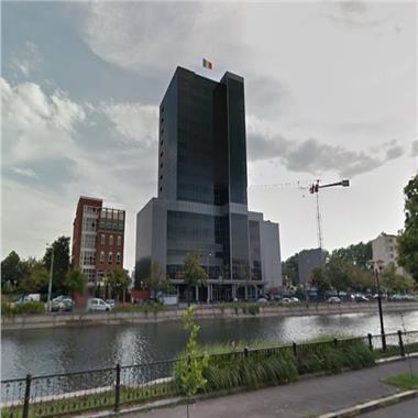 Birouri de inchiriat - Riverside Tower - preturi intre 11 si 14 Eur