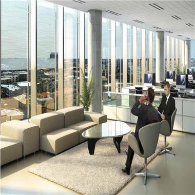Spatii de birouri de noua generatie - The Mark BC