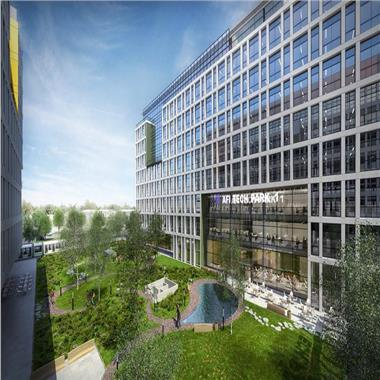 Afi Tech Park - birouri de la 1000 mp