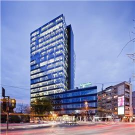 Euro Tower - inchirieri birouri de clasa A 260 mp