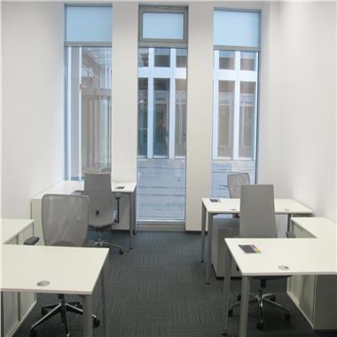 Inchirieri birouri in Swan Office Park de la 323 mp