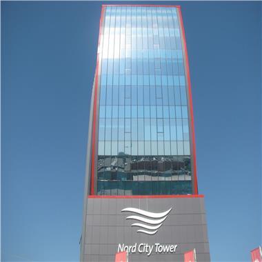 Inchirieri birouri in Nord City Tower de la 135 mp
