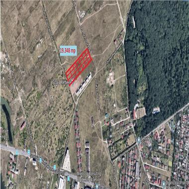 Vanzare teren Sisesti 19.348 mp - oportunitate investitie