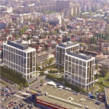 Inchirieri birouri clasa A - Business Garden Bucharest