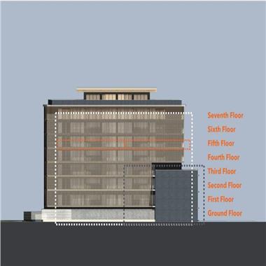 Spatii de birouri de inchiriat, de la 400 mp - cladire noua