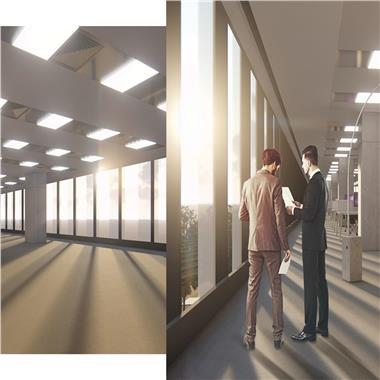 Inchiriere spatii de birouri The Light - Politehnica