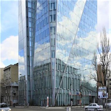 Inchiriere spatii de birouri de la 350 mp - Crystal Tower Bucharest