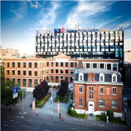 Metropolis Business Center - Villa - 730 mp cladire - INCHIRIATA