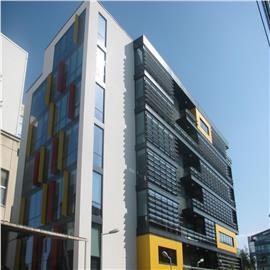Spatii birouri in Centru de afaceri - 120 mp