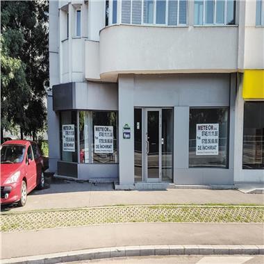 Inchiriere spatiu comercial stradal Metrou Aurel Vlaicu