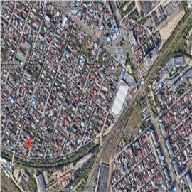 Teren excelent rezidential  - Podul Constanta - 680 Mp