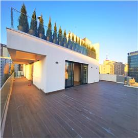 Penthouse 5 camere - Piata Victoriei - Terasa 145 Mp