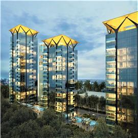 Spatiu comercial One Eliade Tower 136 mp util + 173 mp terasa