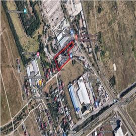 Teren + constructii 8500mp - Soseaua de Centura Bragadiru
