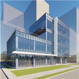 Cladire de birouri noua 3000 mp - stradal Iuliu Maniu - Politehnica