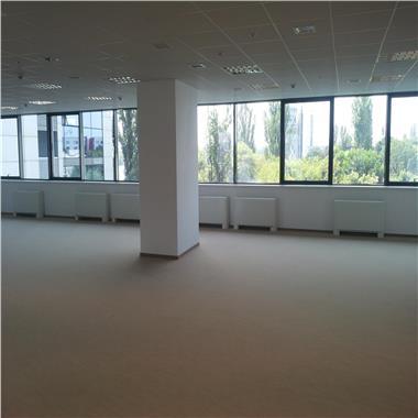 Spatii pentru birouri in cladire noua - minim 134 mp inchiriabili