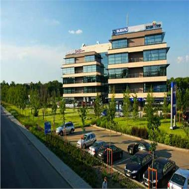 Baneasa Business & Technology Park - birouri de la 220 mp