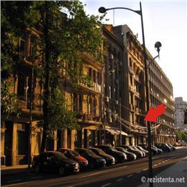 Apartament de inchiriat mobilat pentru birouri in centrul orasului
