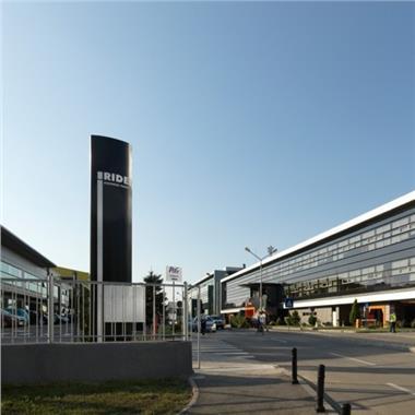 Spatii pentru birouri in Iride Business Park de la 208 mp si 7 E/mp