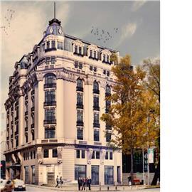 Inchirieri spatii de birouri langa  Hotel Intercontinental