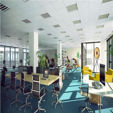 New Class A Office Building -  MetrOffice
